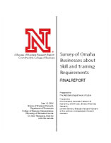 Survey of Omaha Area Businesses about Skill and Training Requirements